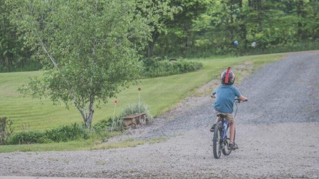 子供が自転車に乗れるようになるために