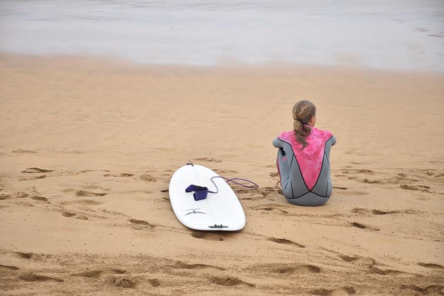 サーフィン体験談