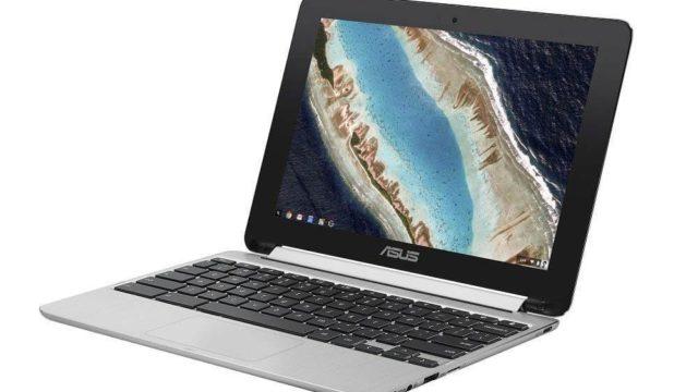 「ASUS Chromebook Flip C101PA」